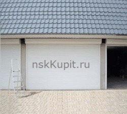 Автоматические гаражные рольставни (рольворота)