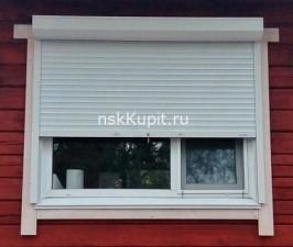 Рольставни на окно